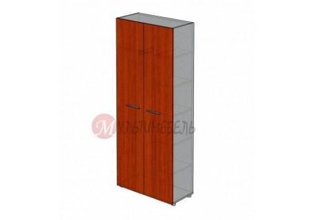 Шкаф для одежды с полками М-911 900х420х2166мм