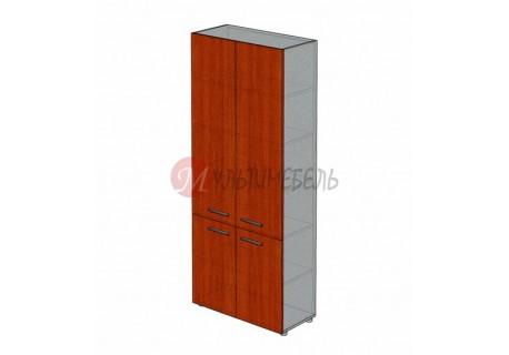 Шкаф для документов закрытый М-201 900х420х2166мм