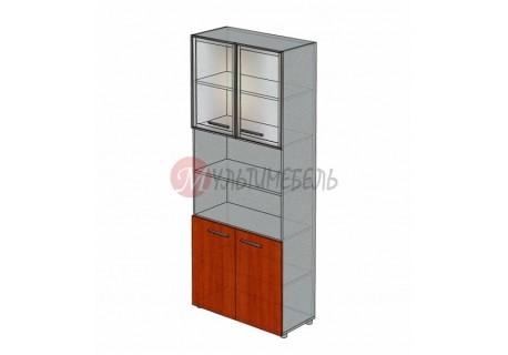 Шкаф для документации М-807 900х420х2166мм