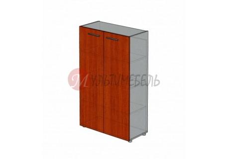Шкаф закрытый низкий М-702 900х420х1451мм