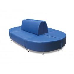 Модульный диван для офиса Oscar