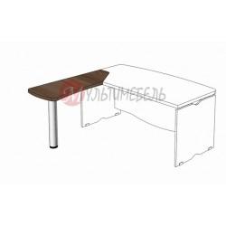 Стол приставной VD 09.13 R/L