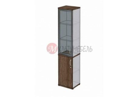 Шкаф для документов MM5-022-2R/L со стеклом