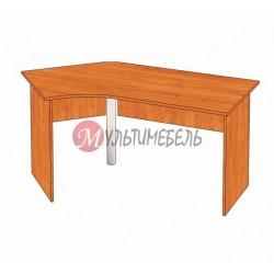 Стол для руководителя угловой  Maxi26 (левый)