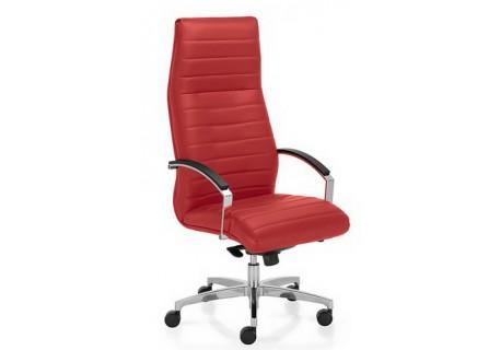 Кресло руководителя Iris Steel Chrome MPD