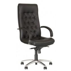 Кресло директора Nowy Styl Fidel Steel Chrome