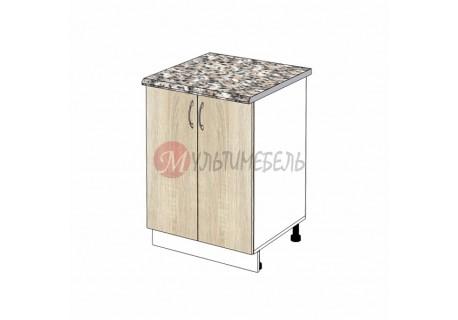Шкаф кухонный напольный К03 800х600х850