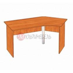 Стол для руководителя угловой  Maxi26 (правый)