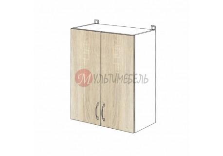 Шкаф кухонный навесной с полками К08 500х320х720