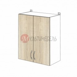 Шкаф кухонный навесной с сушкой К08/1 800х320х720