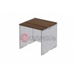 Стол письменный с низкой передней панелью MA2-080