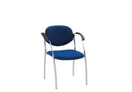 Офисный стул Split chrome