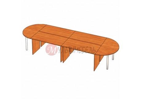 Конференц-стол 4160х1360х750мм