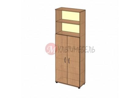 Шкаф для документов высокий B-42.22.3 800х358x2176мм