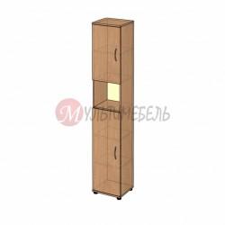 Шкаф комбинированный для документов высокий B-43.22.91