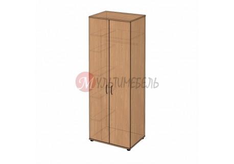 Шкаф для одежды с полками глубокий B-48.22