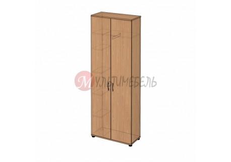 Неглубокий шкаф для одежды B-41.22 800х358x2176мм