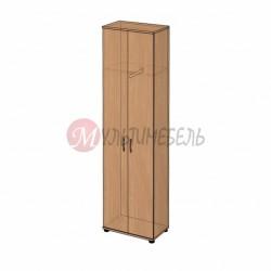 Плательный шкаф высокий B-40.22 600х358x2176мм
