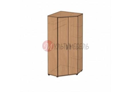 Угловой шкаф для одежды B-49 800х800x1824мм