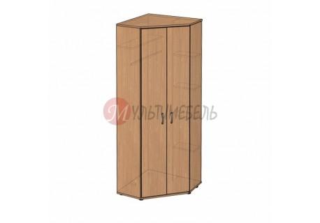 Угловой гардеробный шкаф B-49.22 800х800x2176мм