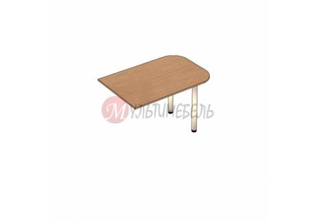 Стол приставной В-313 1200*800*740мм