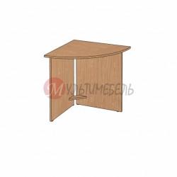 Стол приставной В-39 700*700*740мм