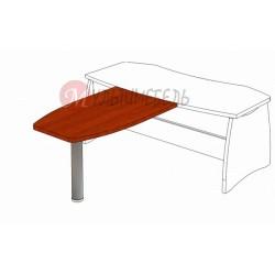 Стол приставной М-302 1300х800х750мм
