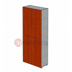 Шкаф для документов закрытый М-701 900х420х2166мм