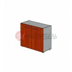 Шкаф низкий закрытый М-703 900х420х745мм