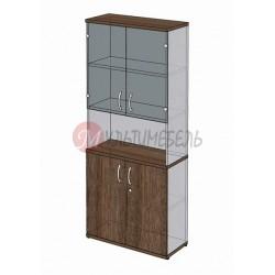 Шкаф для папок со стеклом MM5-025