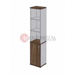 Шкаф для документов MM5-022-2R/L полуоткрытый