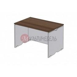 Стол письменный с низкой передней панелью MA2-120