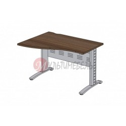 Стол на металлокаркасе MD L/R-1200