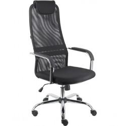 Кресло поворотное EP78 (Сетка+Ткань)