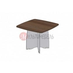 Овальный стол для переговор на 4 человека