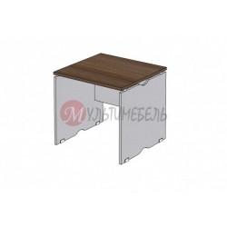 Стол прямой MA1-80 маленький для одного человека