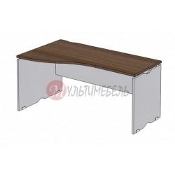 Угловой офисный стол  MB-160L