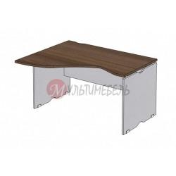 Угловой офисный стол  MF левый (L)