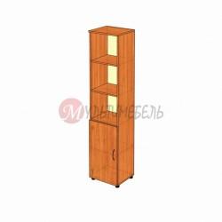 Шкаф комбинированный узкий Maxi06.2
