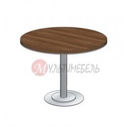 Купить круглый стол для переговоров на 4 человека