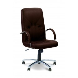 Кресло Manager Steel Chrome SP-B