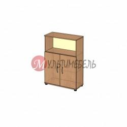 Шкаф для документов низкий B-25.1 800х358x1120мм