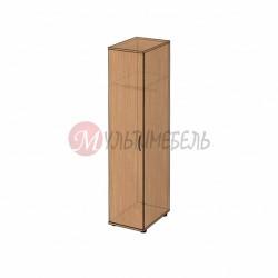 Шкаф пенал для одежды B-45 400х580x1824мм