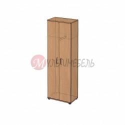 Шкаф платяной двухстворчатый B-40 600х358x1824мм